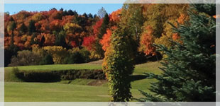 Amenities at Bracebridge Golf Course
