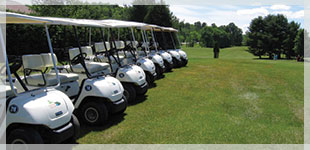 Rates at Bracebridge Golf Course
